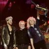 Queen+Adam Lambert koncert Budapesten