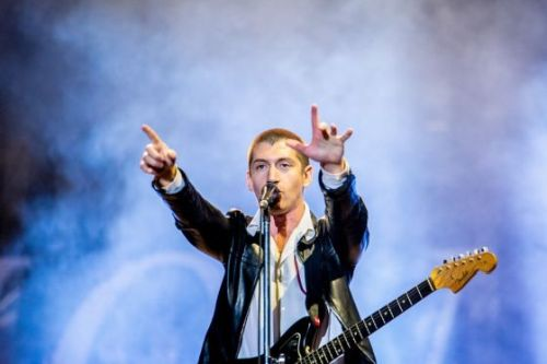 Artic Monkeys sziget 500